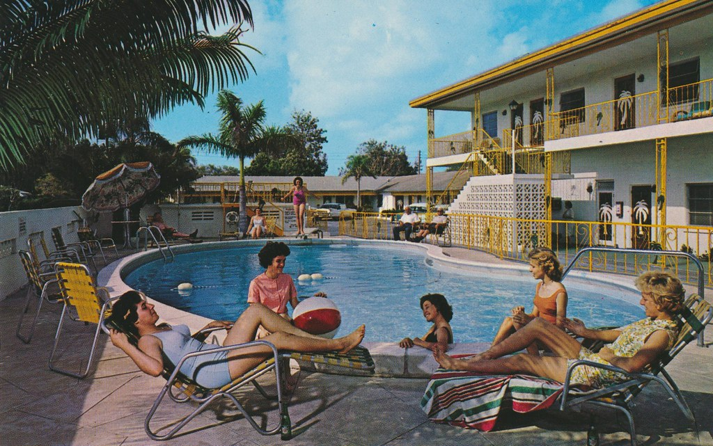 Royal Palm Motel - Clearwater, Florida