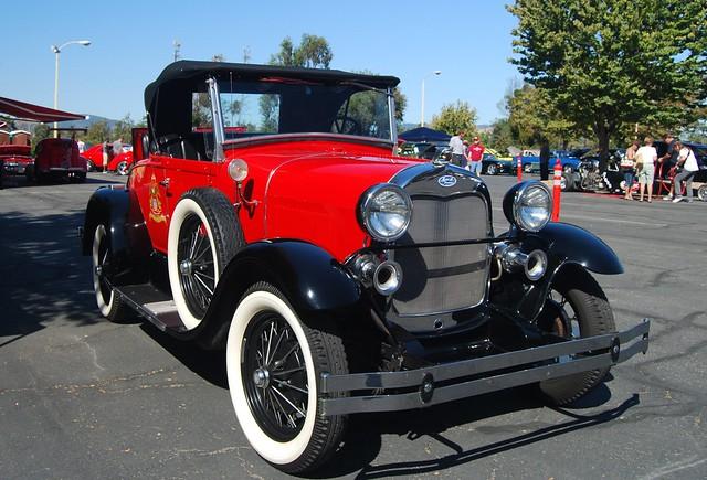 Fairfield Car Show