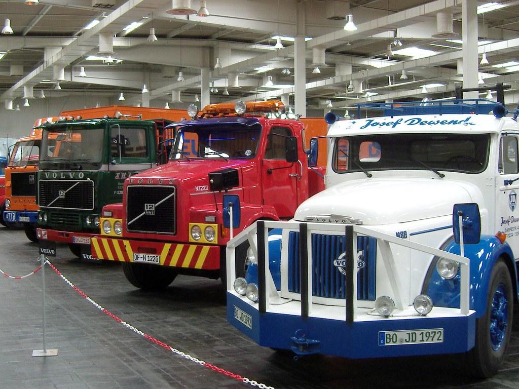 volvo truck 39 s auf der nutzfahrzeug iaa hannover 20 flickr. Black Bedroom Furniture Sets. Home Design Ideas