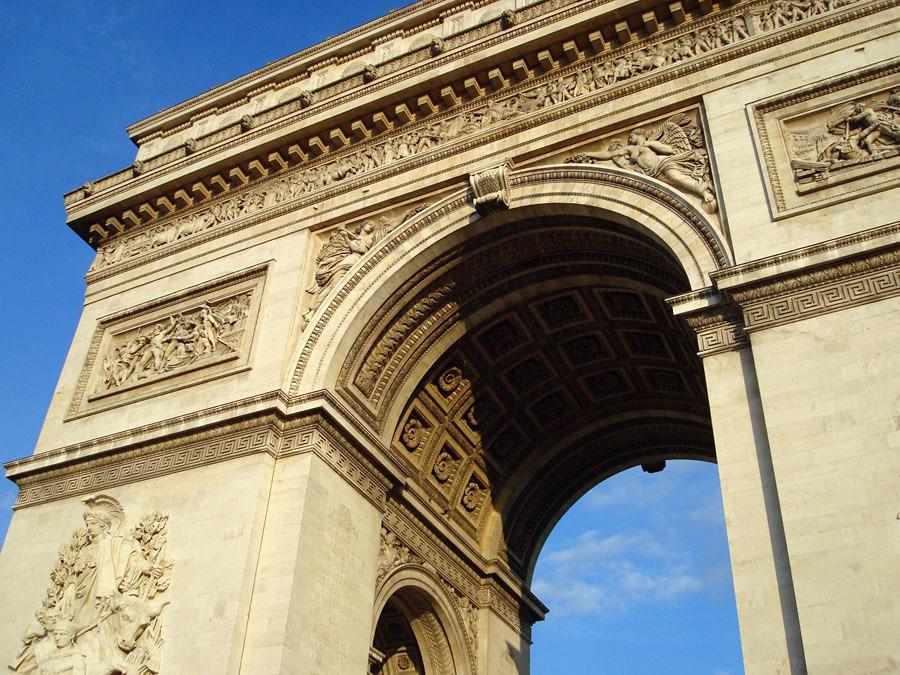 Arc de triomphe 8th arrondissement paris france the west flickr for Paris hotel 8th arrondissement