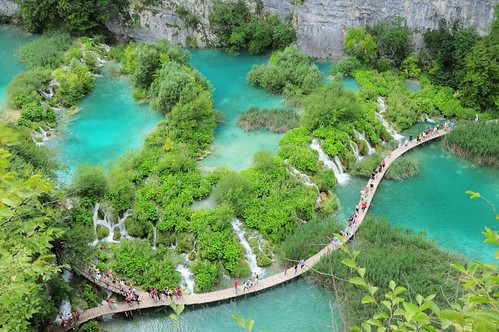 Plitvice Lakes National Park, Croatia | by David THIBAULT