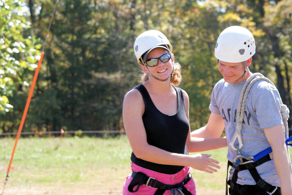 Teen Team Building Camps