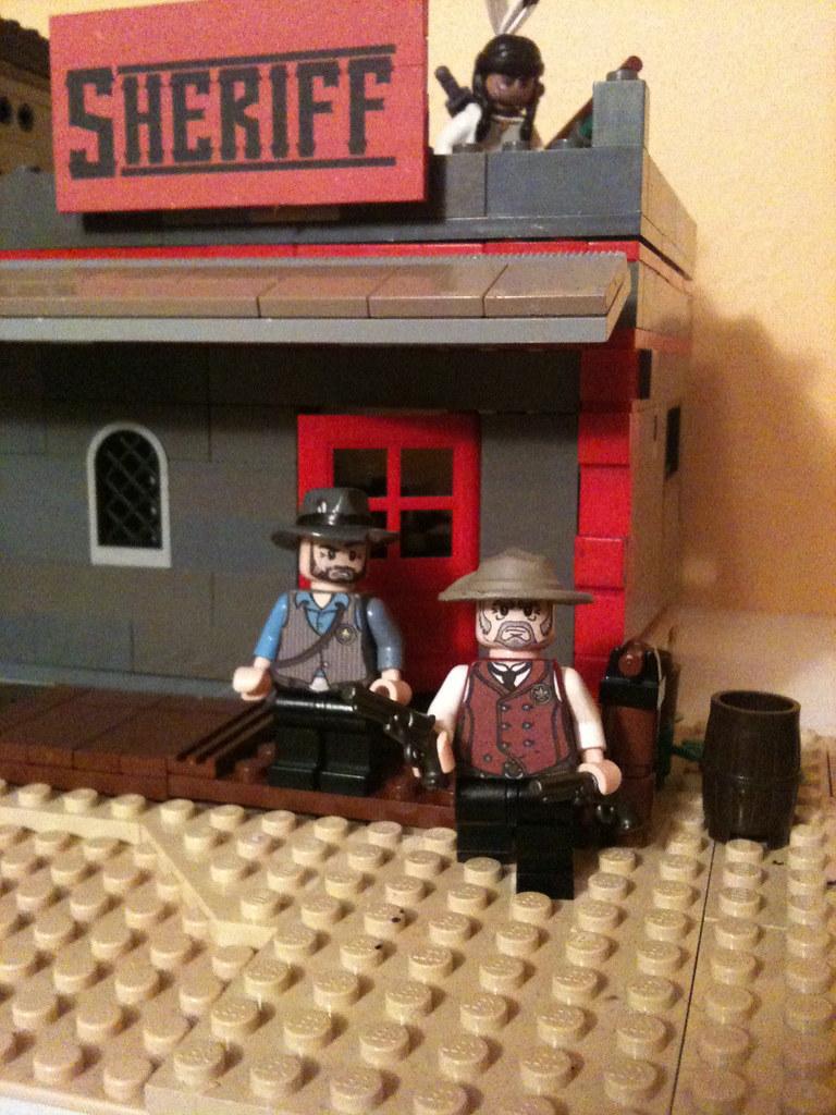 LEGO Red Dead Redemption US Marshal John Marston Flickr - Red dead redemption us marshal outfit map