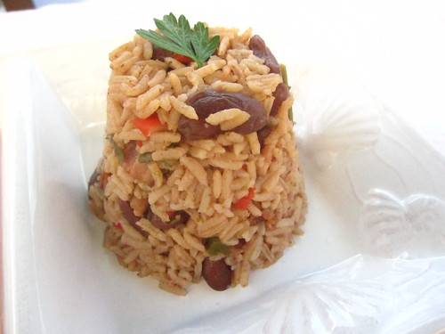 Haitian rice n'beans | by SeppySills
