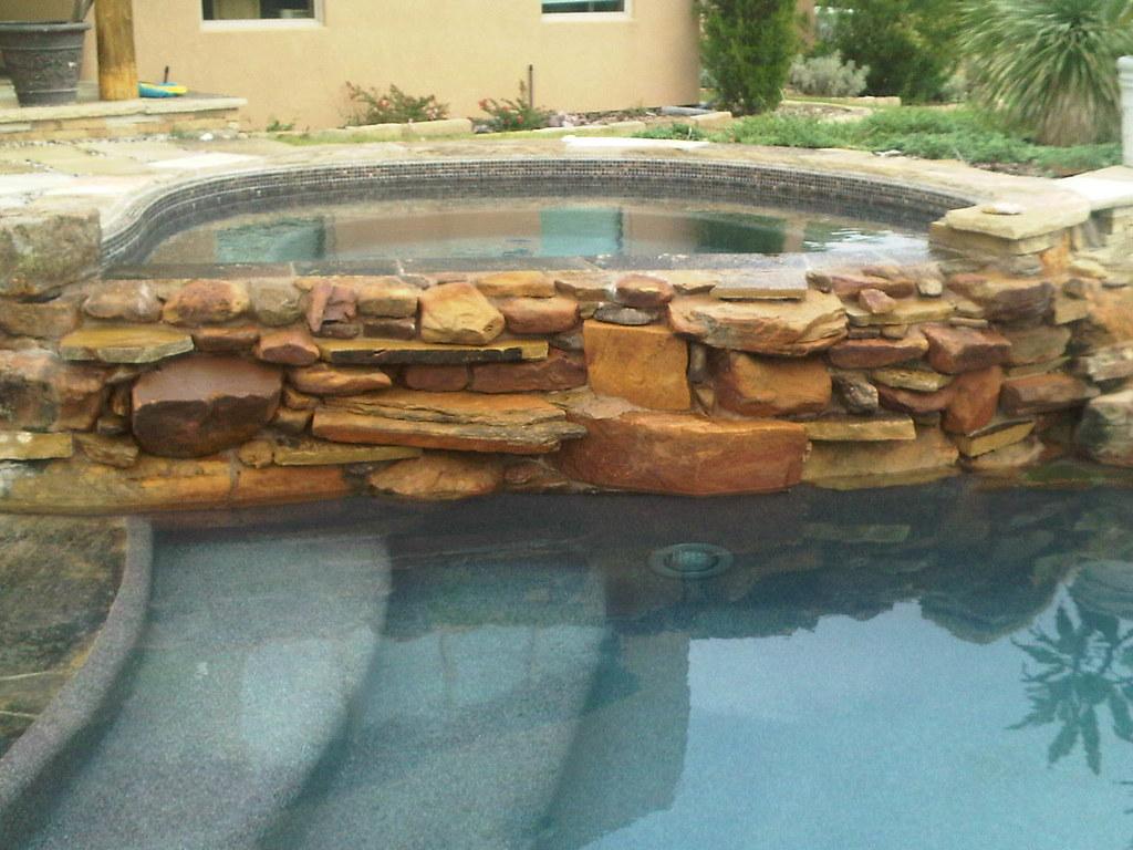 Custom Swimming Pool Decatur Texas This Custom Swimming Po Flickr
