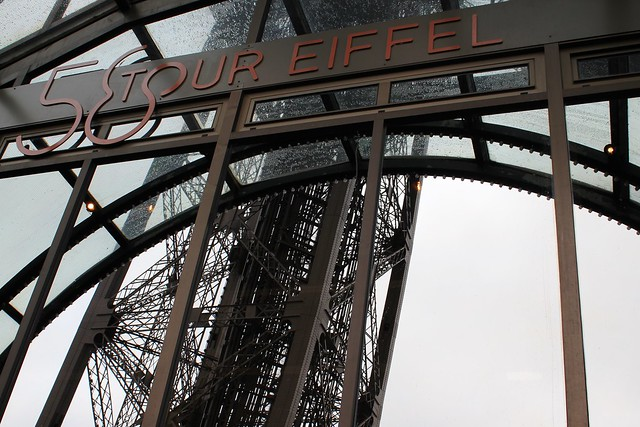 Restaurant le 58 tour eiffel flickr photo sharing - Restaurant le 58 tour eiffel ...