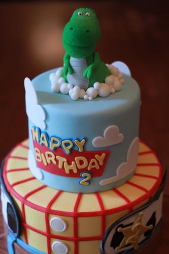 Toy Story Cake Andrea Sullivan Flickr