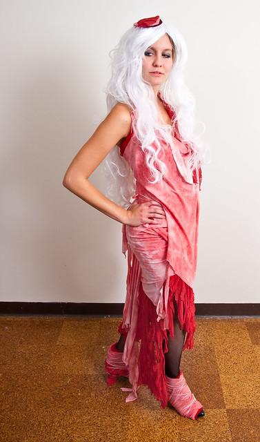 Meat Gaga dress costume