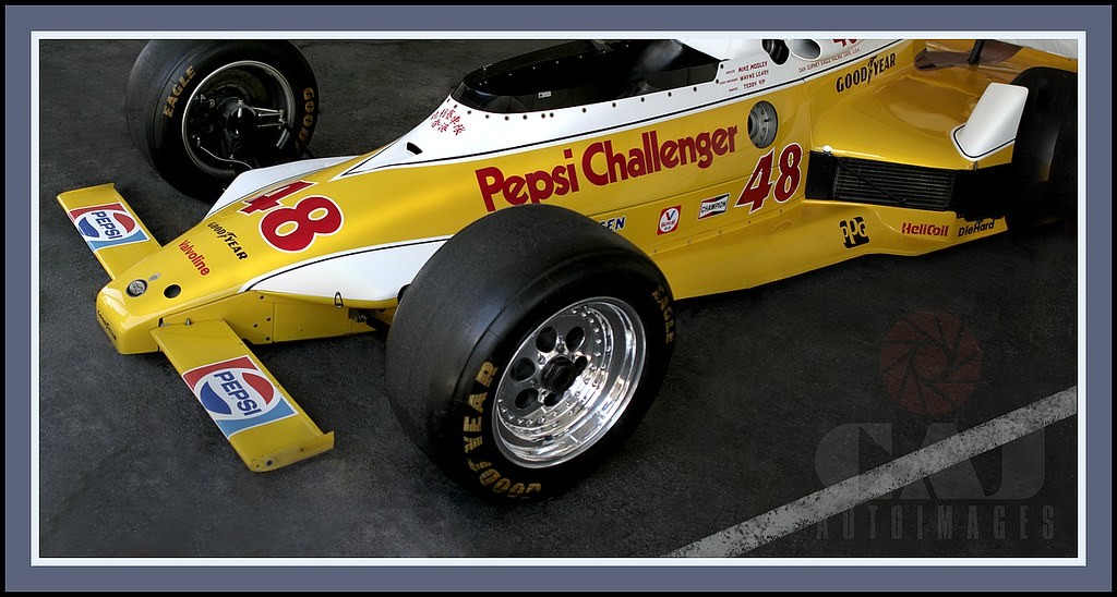 How To Get A Free Car >> Eagle Indy Car 1981 Pepsi Challenger | Another composite ...