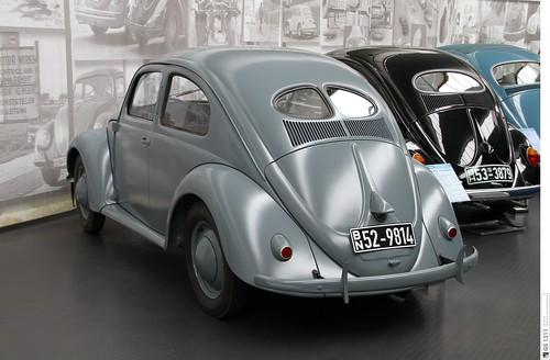 1943 Volkswagen Typ 60 (02) | The Volkswagen Type 1 is an ...