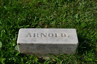 Grave of Samuel Arnold | by Monument City