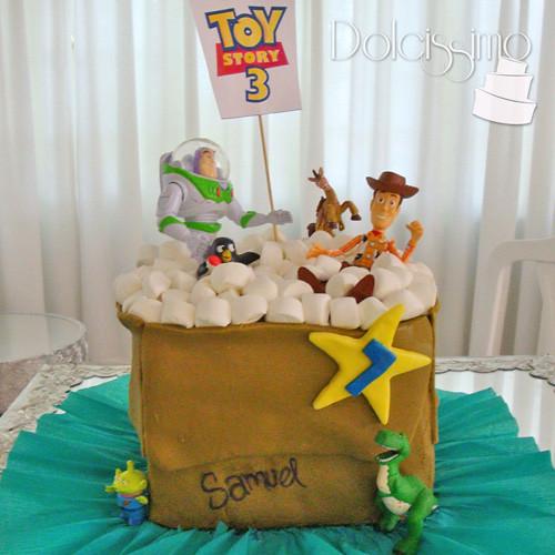 toy story box cake | www.dolcissimo.com.ve | anita.dolcissimo | Flickr