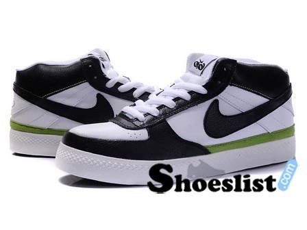 Nike 60 Mavrk Mid 2 Black White Green 1