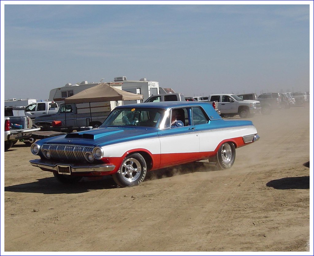 1963 Dodge - Dirt or street this mopar muscle car looks me… | Flickr
