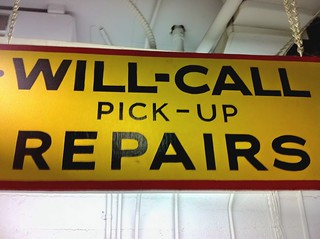 will call pick up repairs | by pbo31