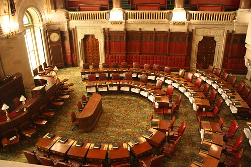 New York State Capitol tour | by -JvL-
