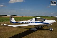 D-ESCP - 10107 - Private - Diamond DA20-A1 Katana - 100710 - Fowlmere - Steven Gray - IMG_6737