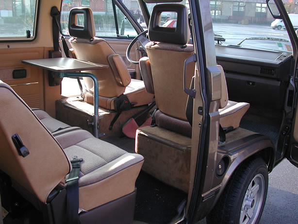 Vw T3 Caravelle Oettinger 1985 Owned In 2002 Silas