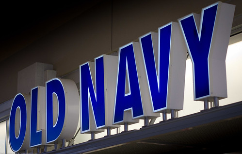 Old Navy | by Dave Dugdale