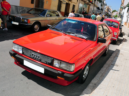 audi coupe gt 5e 1983 rabiit flickr. Black Bedroom Furniture Sets. Home Design Ideas