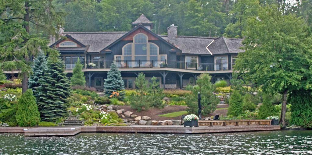 Bev And Henk S Cottage Lake Joseph Muskoka Ontario Jul