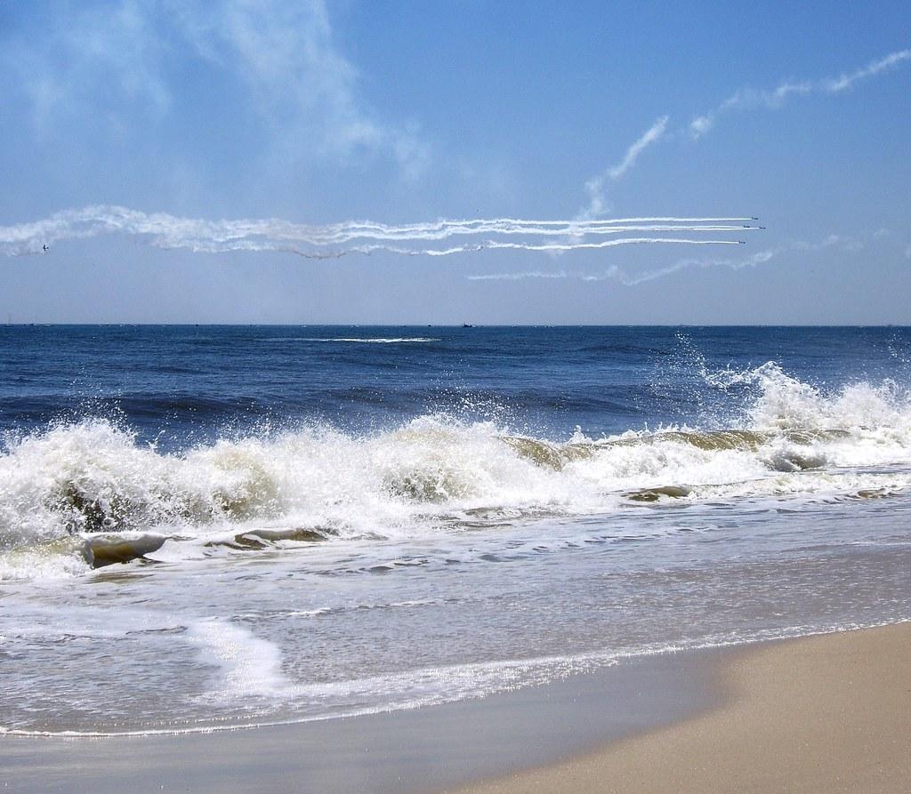 Jones Beach Blue Angels
