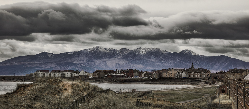 saltcoats scotland updated | I took some time editing and ...