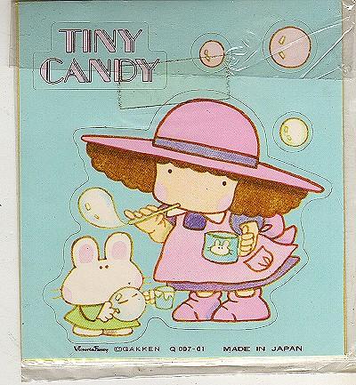 TINY CANDY
