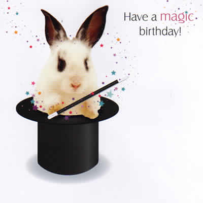 Have A Magic Birthday Card Alleyoop1 Flickr