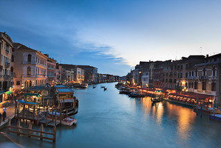 Grand Canal from the Rialto Bridge | by Jared Ropelato