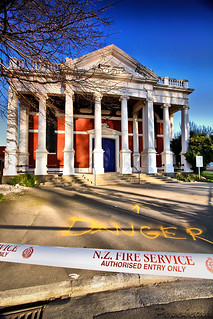 Christchurch Earthquake Damage - 4/9/2010 | by Pepeketua