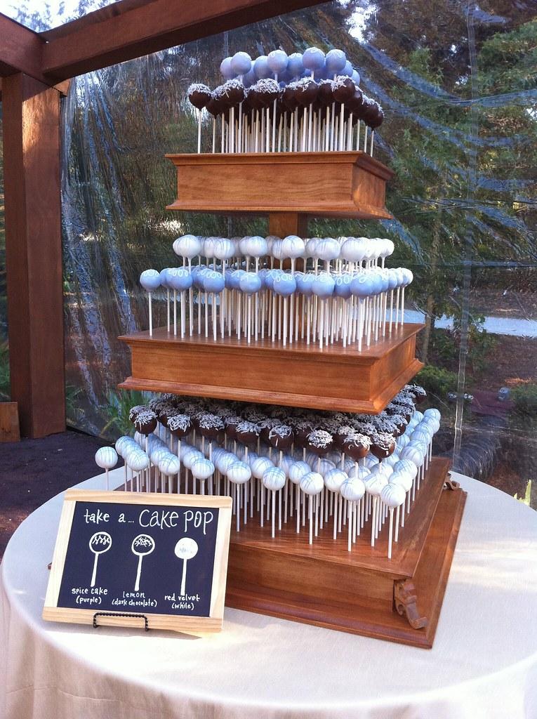By Cjmartin Cake Pop Wedding Cake! | By Cjmartin