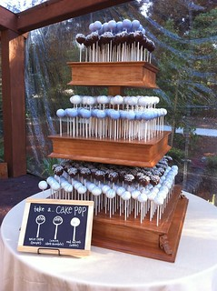 Cake Pop Wedding Cake! | by cjmartin