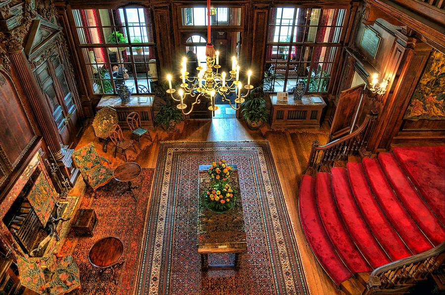 Interior - Polesden-Lacey   Maxsmudge   Flickr