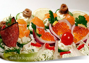 Platou Aperitive Festive Food4party Flickr