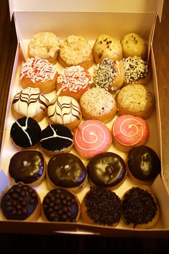 Jco Baby Doughnuts Open Box Global Reactions Flickr