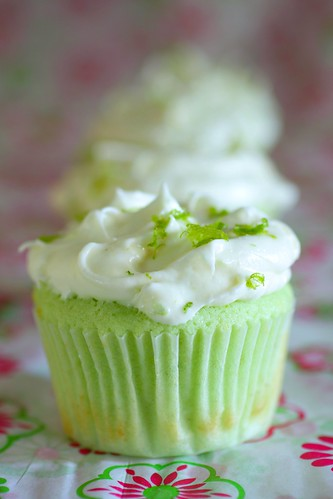 key lime cupcakes | by Madison Bistro