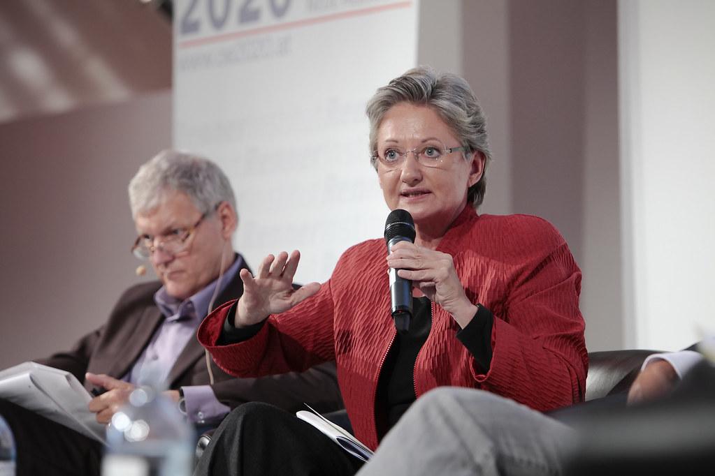Österreich 2020 - Bildungstalk mit Claudia Schmied