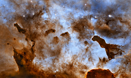 Hubble Captures Cosmic Ice Sculptures | by NASA Goddard Photo and Video