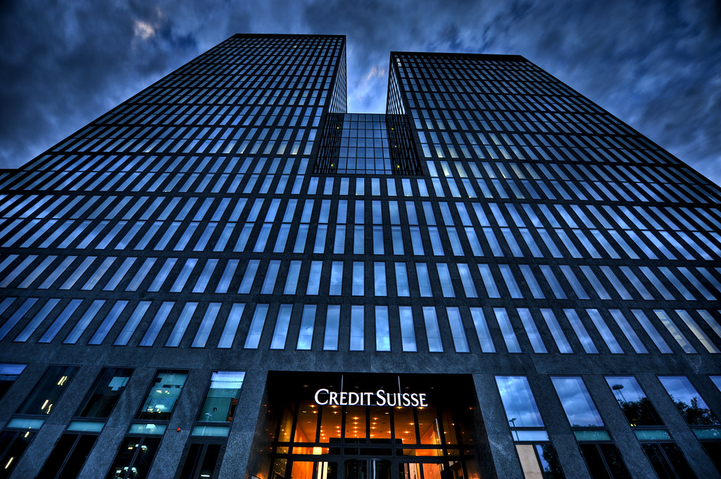 Get Free Credit Report >> Credit Suisse Towers Zurich Oerlikon | Swissrock | Flickr