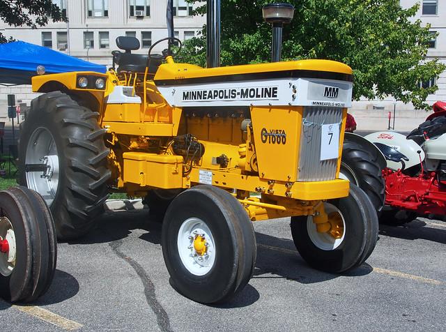 Minneapolis Moline Models : Minneapolis moline model g vista tractor flickr