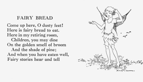 Fairy Bread E Quot A Child S Garden Of Verses Quot By Robert