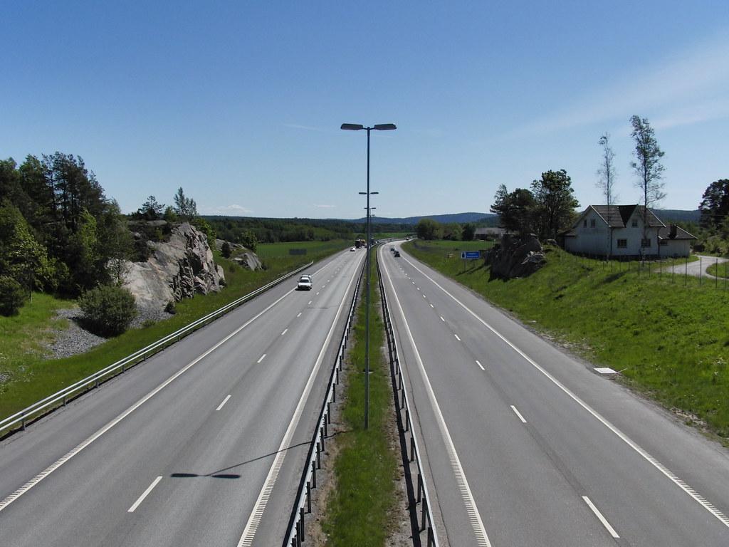 motorvei Larvik