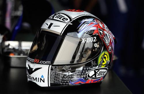 Ducati Helmet On Finance