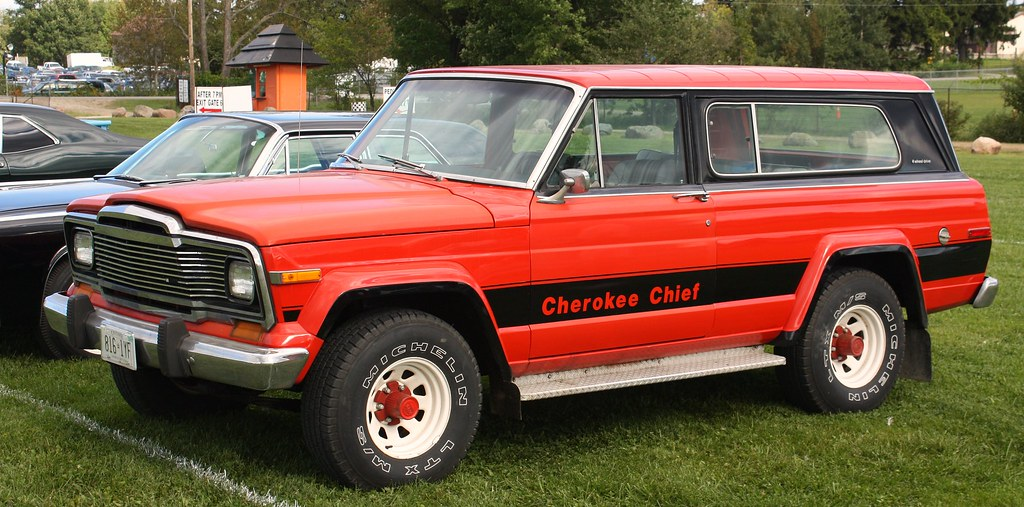 Jeep Wagoneer For Sale >> 1979 Jeep Cherokee Chief 2 door | Richard Spiegelman | Flickr