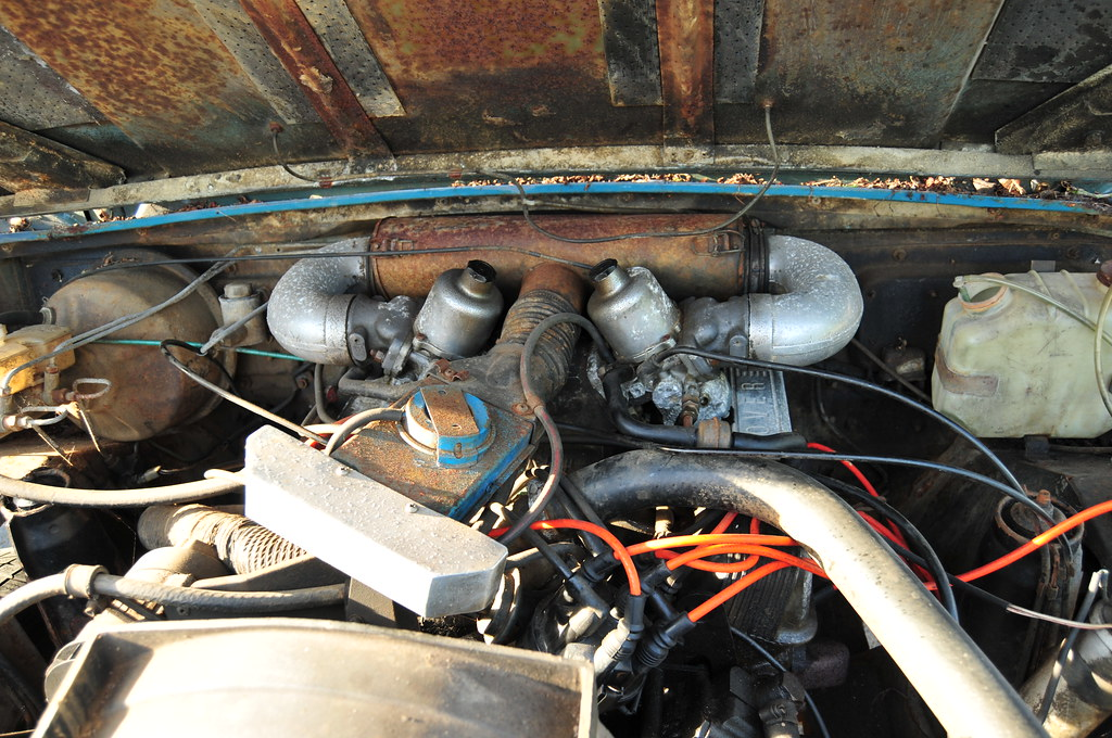 Range Rover Classic 3 5l Rover V8 In It S Purest Form