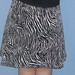 Wrap skirt front