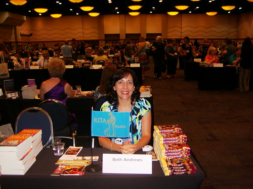 Beth at Lit Signing - Orlando 2010 | by Beth Andrews