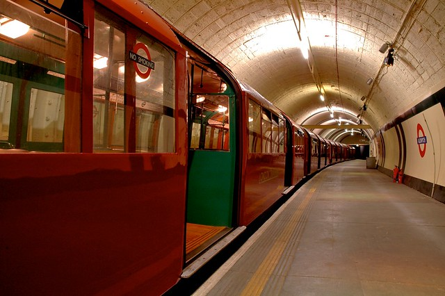 Tickets now available for Aldwych Tube Station Tours