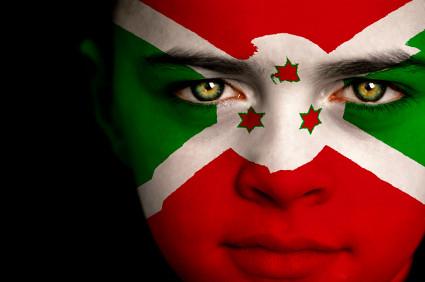 Image result for burundi flag